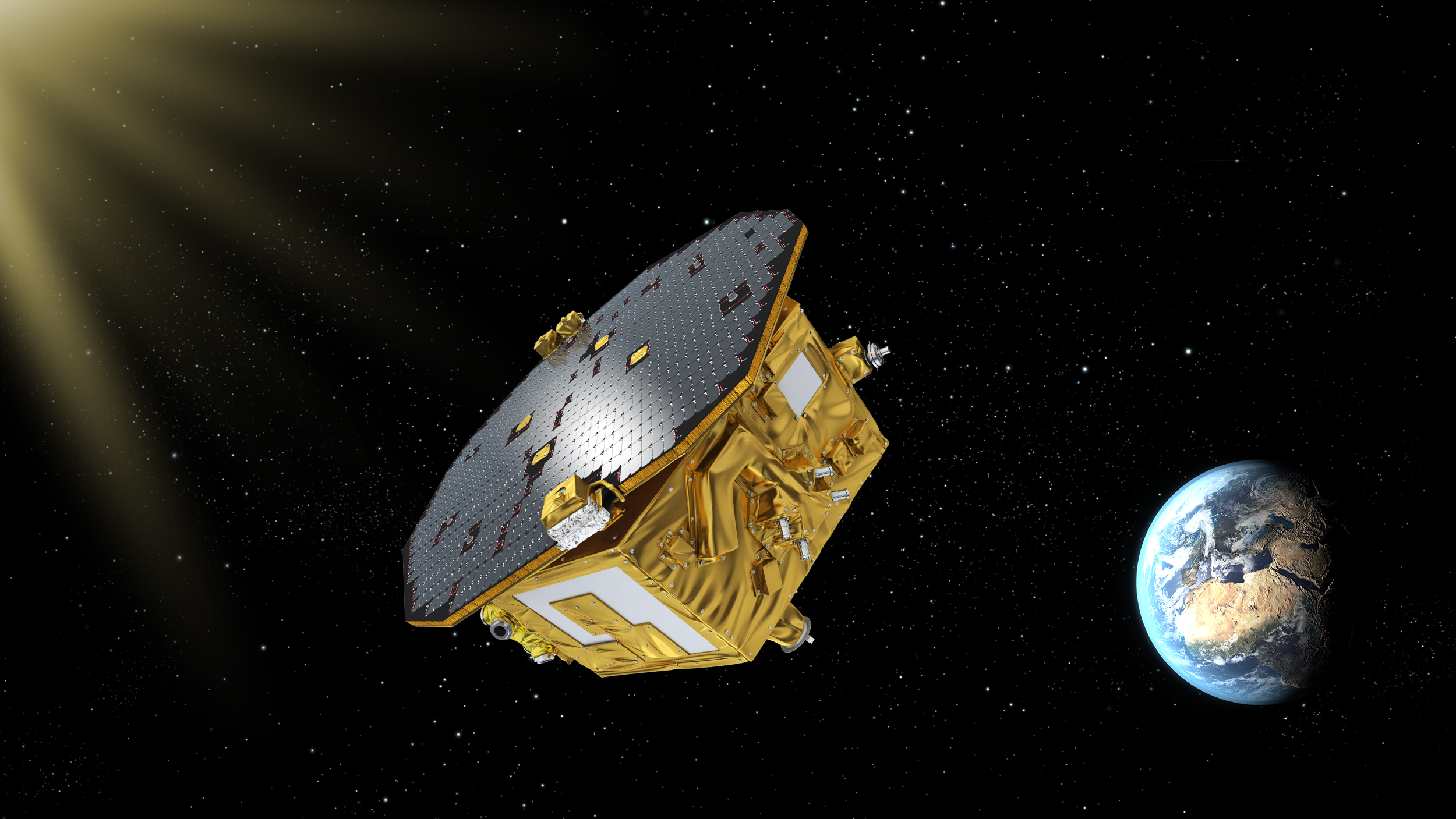 lisa pathfinder artists impression